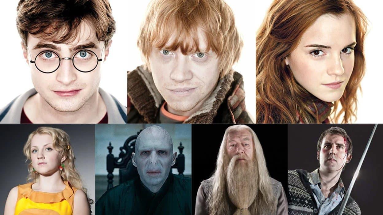 Quel personnage ''Harry Potter'' es-tu ?