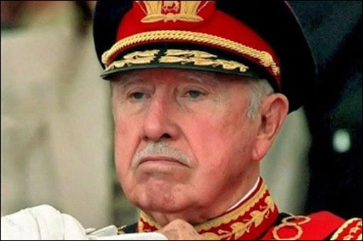 En quelle année le général Pinochet a-t-il pris le pouvoir au Chili ?