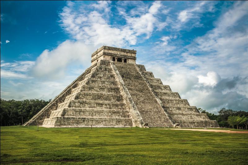 Dans quel pays d'Amérique centrale peut-on voir le magnifique site du temple maya Chichén Itzá ?