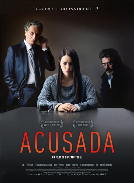 Dans ce remake, la fille des personnages de Chiara Mastroianni et de Roschdy Zem est accusée du meurtre de sa meilleure amie. Quel est ce film ?