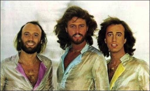 Quel est le nom de ces trois frères, Maurice, Robin et Barry qui forment le groupe pop rock R&B les Bee Gees ?