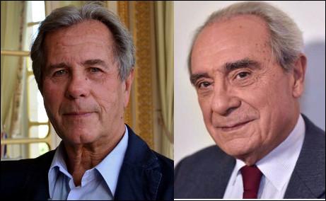 Quel est le nom de ces deux frères jumeaux, Jean-Louis et Bernard, hommes politiques français ?