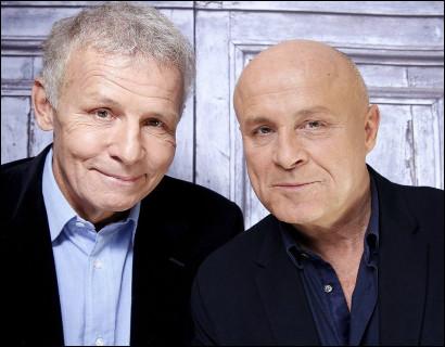 Quel est le nom de ces deux frères, Patrick un journaliste-écrivain et Olivier un diplomate-écrivain ?