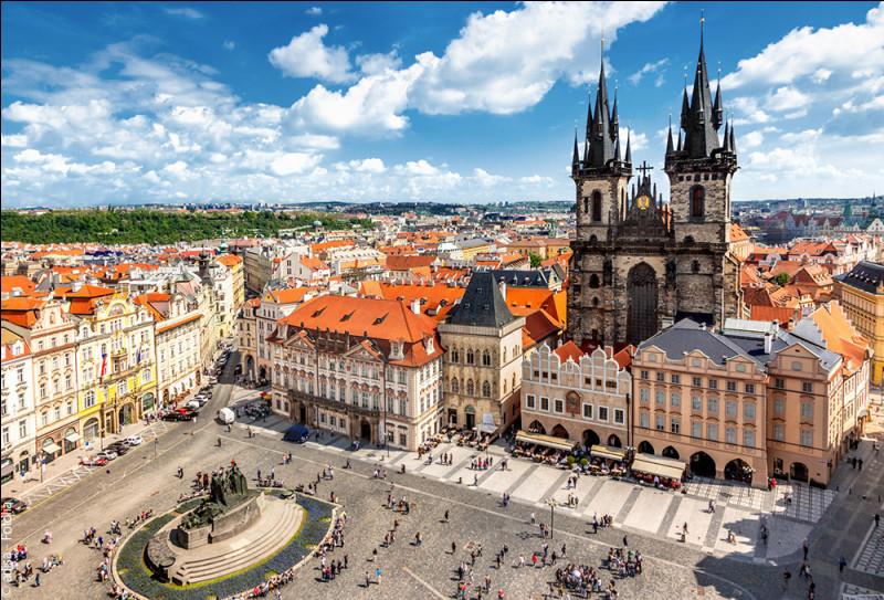 Capitale de la République tchèque :