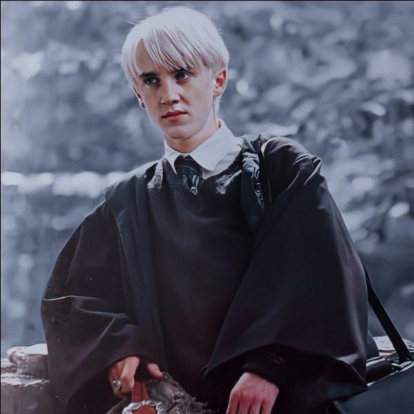 Dans le 7, Drago va-t-il rejoindre Voldemort ?