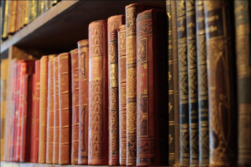 """Parmi les cadeaux que j'ai toujours eu, on peut citer les livres, j'ai toujours été fan de bouquins, en parlant bouquin : qui a écrit """"Meurtre en Mésopotamie"""" ?"""