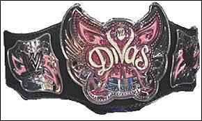 Qui fut la première championne des Divas ?