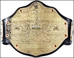 Qui fut le premier champion du monde poids lourds ?