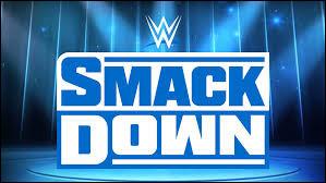 En quelle année l'émission « SmackDown » a-t-elle débuté ?