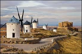 Quelle est la capitale de la région espagnole Castille-La Manche ?