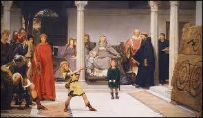 """L'appellation """"rois fainéants"""" a été attribuée aux rois francs :"""