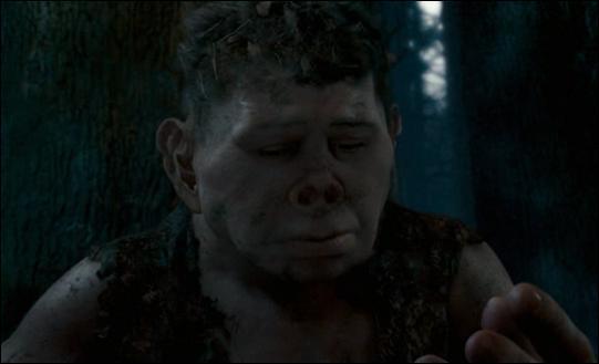 Comment s'appelle le demi frère géant d'Hagrid ?