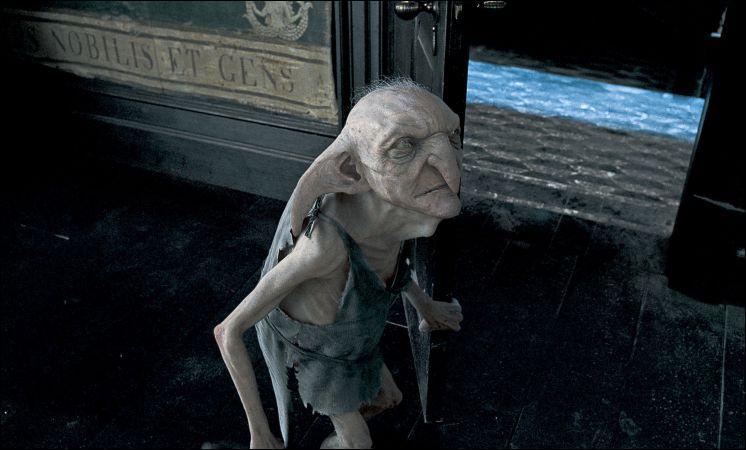 A qui appartenait l'elfe de maison dénommé Kreattur ?