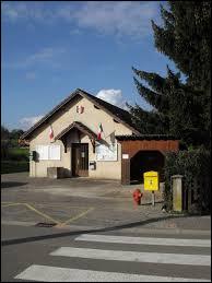 Village Doubien, L'Écouvotte se situe en région ...