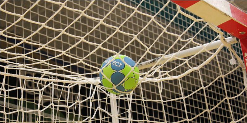 Mise en situation : tu joues un match de handball avec ta classe et ton équipe perd…