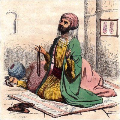 Quel terme désigne un saint homme musulman faisant l'objet d'un culte, courant dans le Maghreb ?
