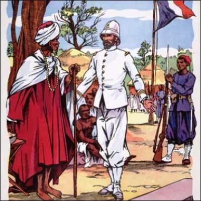 Quelle est la première colonie française d'Afrique subsaharienne à accéder à l'indépendance en 1958 ?