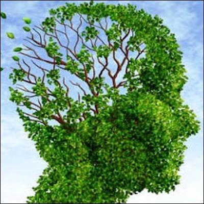 """En psychologie, quel terme signifiant étymologiquement """"devenir noir"""" désigne une absence ou une disparition de certains souvenirs ?"""