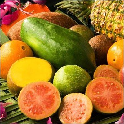Quel fruit est la forastero, originaire du Mexique et d'Amérique centrale ?
