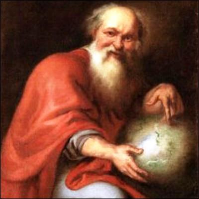 De quel concept scientifique les philosophes de la Grèce antique Leucippe et Démocrite furent-ils parmi les premiers à défendre l'existence ?