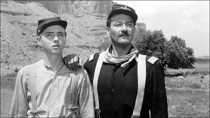 Cette photo provient d'un western de John Ford. Lequel ?