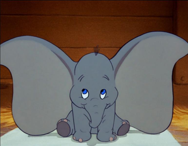 """Parmi les éléphants, laquelle de ces femelles n'est pas dans """"Dumbo"""" ?"""