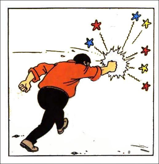 Naissance d'étoiles, en direct ! > 7 étoiles, c'est presque un maximum pour un coup de poing ! Cela aurait pu ouvrir les portes du temple du sommeil. Mais où a lieu le point d'impact ?