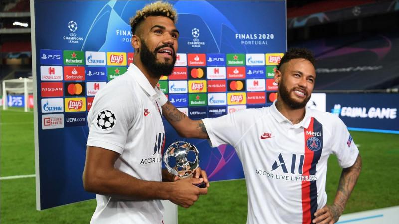 Qui a été le meilleur buteur du Paris Saint-Germain durant la saison 2019-20 ?