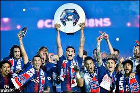 Laquelle de ces compétitions le Paris Saint-Germain n'a-t-il pas jouée ?