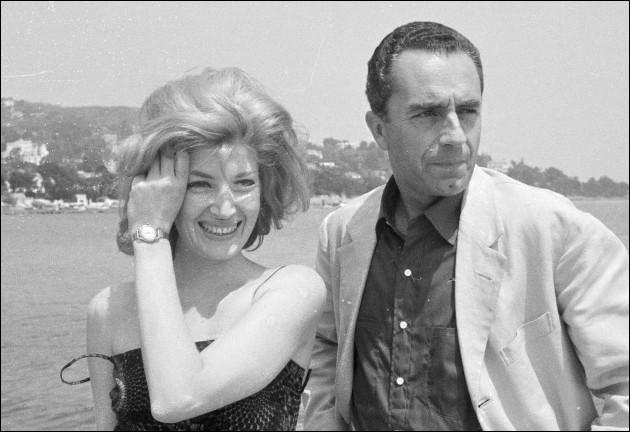"""Sa rencontre avec Michelangelo Antonioni en 1957, sur le doublage d'un film, change sa vie professionnelle et amoureuse : elle tourne dans """"L'avventura"""", """"L'Éclipse"""", """"La Nuit"""", """"Le Désert rouge"""". C'est ..."""