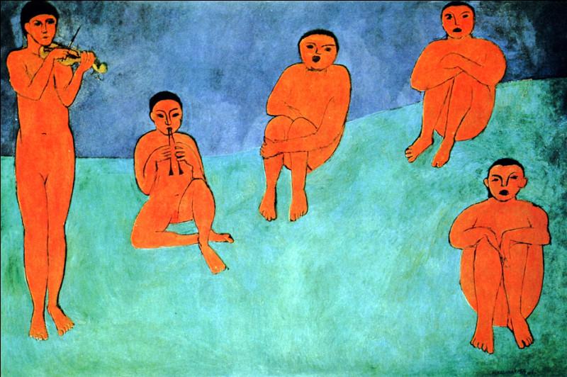 """""""La Danse"""" appartient-elle à Matisse ?"""