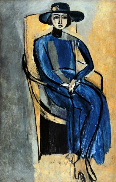 Greta Prozor a-t-elle été représentée par Matisse ?