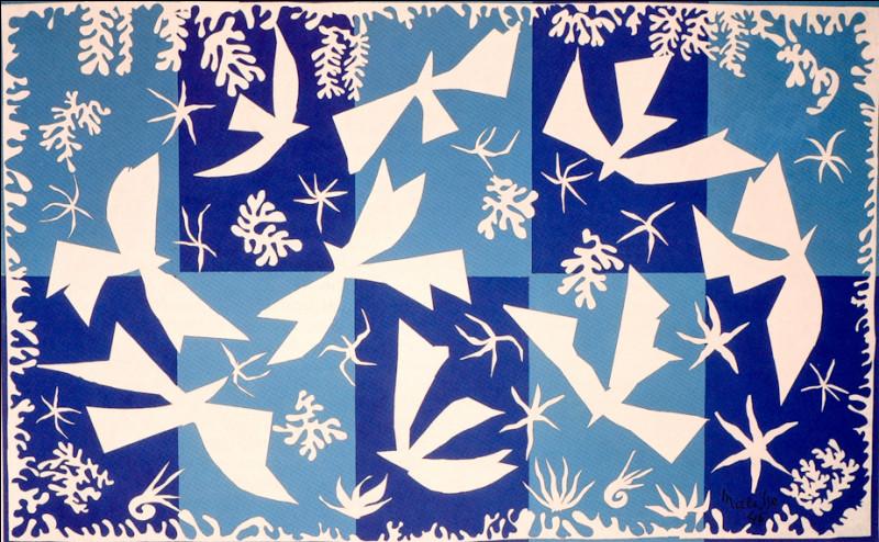 """""""Polynésie, le ciel"""" est-elle une toile de Matisse ?"""