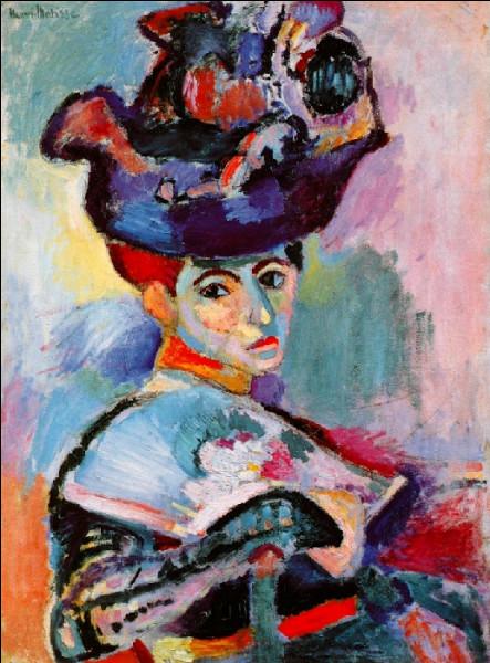 """""""Femme au chapeau"""" est-elle une toile de Matisse ?"""
