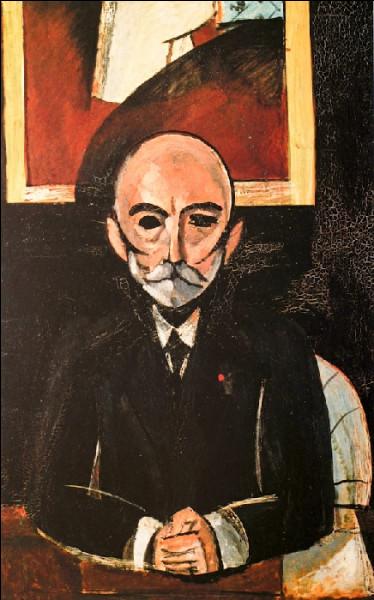 Auguste Pellerin a-t-il été le modèle de Matisse ?