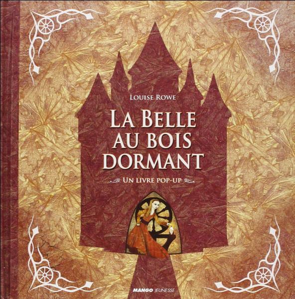 La Belle au bois dormant s'appelle Aurore :