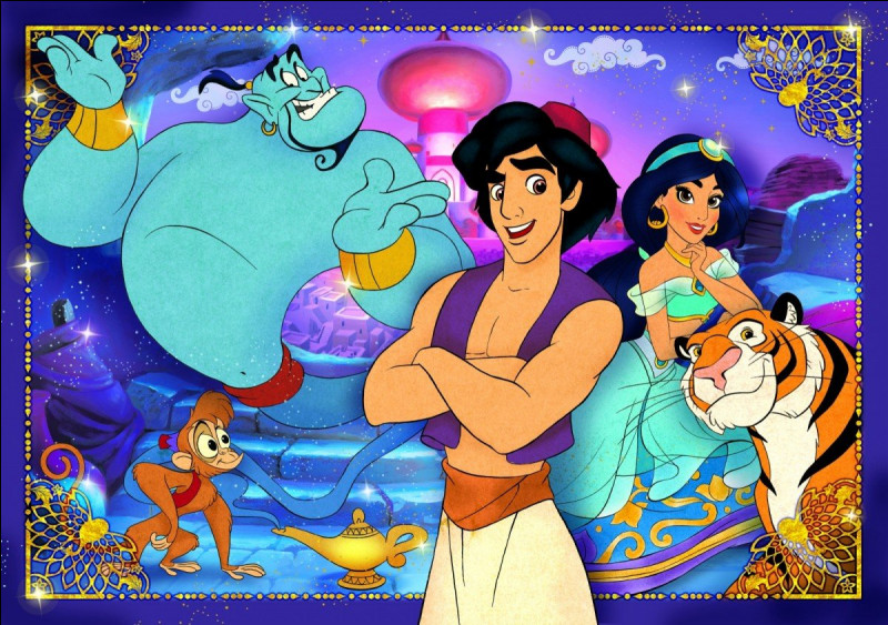 Le classique ''Aladdin'' a deux suites ?