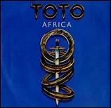 Parmi ces titres, lequel a été interprété par le groupe Toto ?