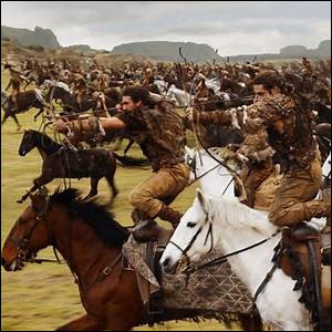 Comment se nomme l'endroit précis où séjournent les Dothrakis lorsque leur Kalhasar n'est pas en mouvement ?