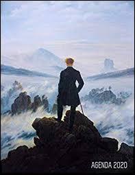 A quel mouvement artistique appartenait Caspar David Friedrich ?