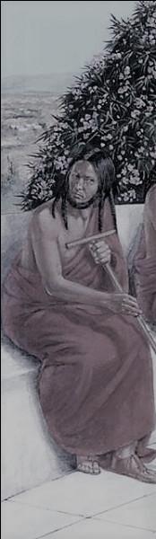 Qui est ce devin accompagnant Léonidas à la bataille des Thermophiles, lui annonçant que son armée est vouée à la mort ?