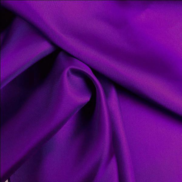 Quel est le nom de cette couleur ? Le...