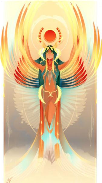 Pour commencer, qui est cette déesse, détentrice d'une forte magie ?