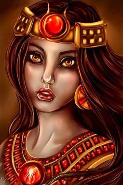 Les déesses égyptiennes