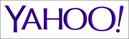 Quel est le logo de Yahoo ! ?