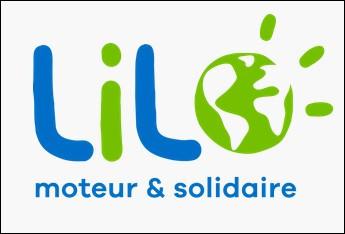Retrouve le logo du moteur de recherche Lilo :