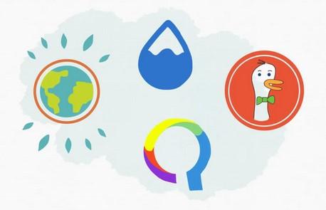 Logo des moteurs de recherche
