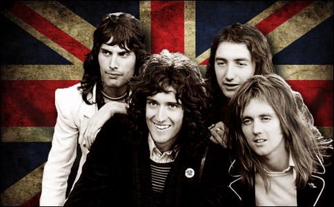 Quel est ce groupe de rock britannique originaire de Londres, fondé en 1970 par Freddie Mercury ?