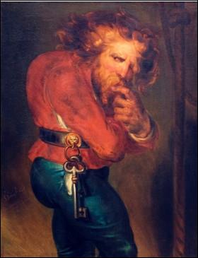 Qui est ce sonneur de Notre-Dame de Paris, figure du roman de Victor Hugo, un homme difforme mais très sentimental ?