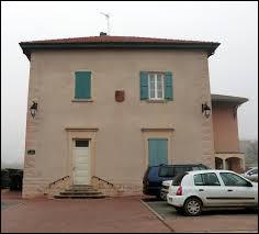 Commune Aindinoise, Chaneins se situe en région ...